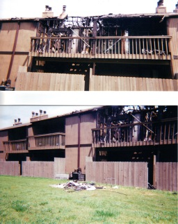 Burned Apartment2